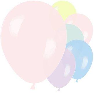 Amscan  Pastel mat ballonnen