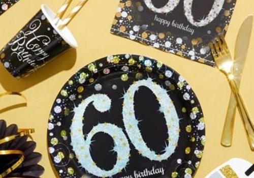 60 Jaar Feestartikelen