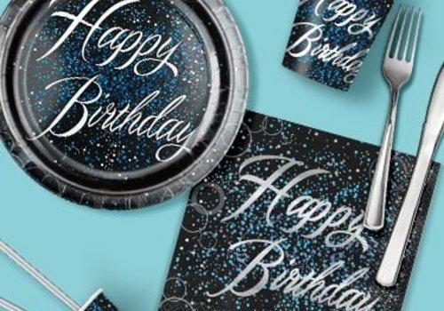 Happy birthday feestartikelen