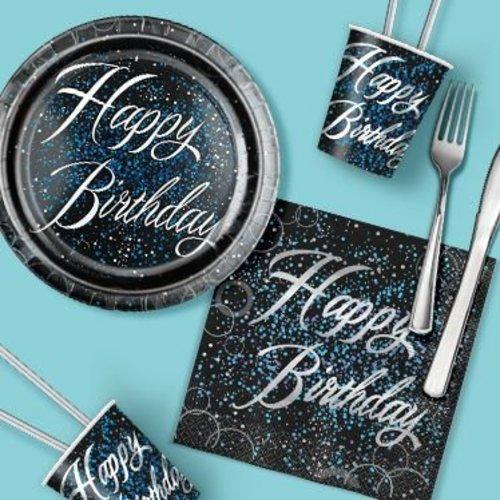 Happy birthday feestartikelen voor elke leeftijd