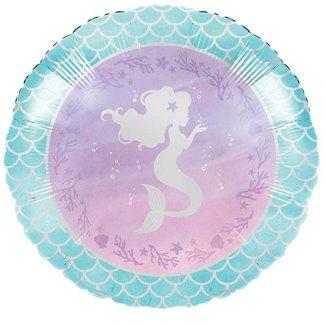 Mermaid shine ballon