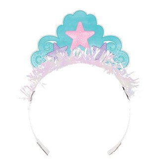 Mermaid shine tiara's