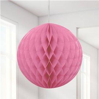 Roze honeycomb