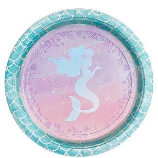 Mermaid shine borden