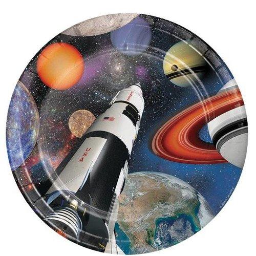 Ruimtevaart versiering en feestartikelen