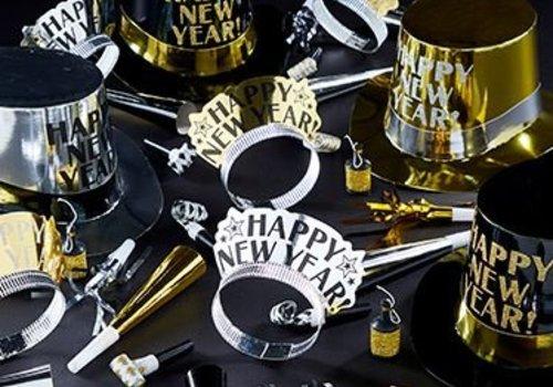 Happy New Year feestartikelen