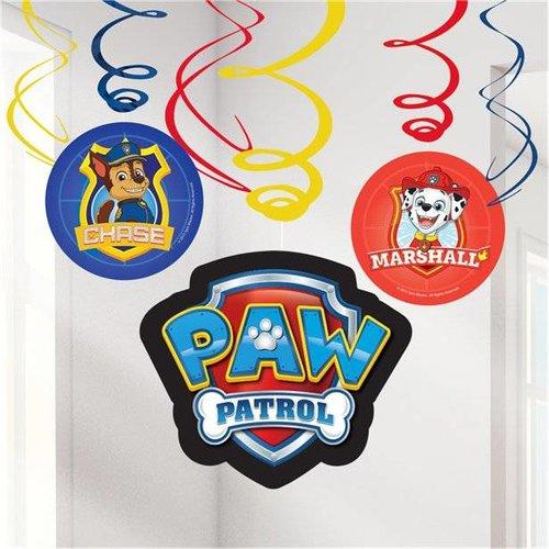 Paw patrol slingers blauw