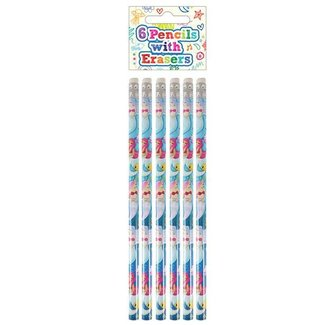 Zeemeermin potloden