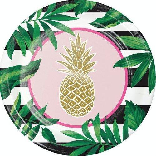 Ananas feestartikelen en versiering