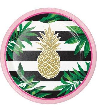 Pineapple gebaksborden