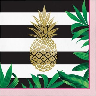Pineapple servetten