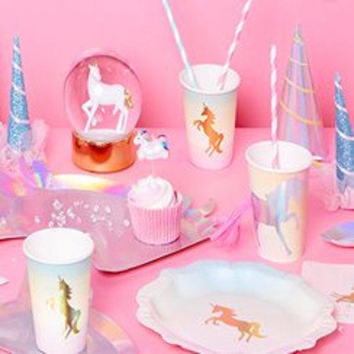 Unicorn wishes feestartikelen en versiering