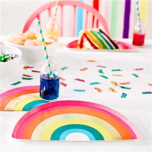 Regenboog feestartikelen