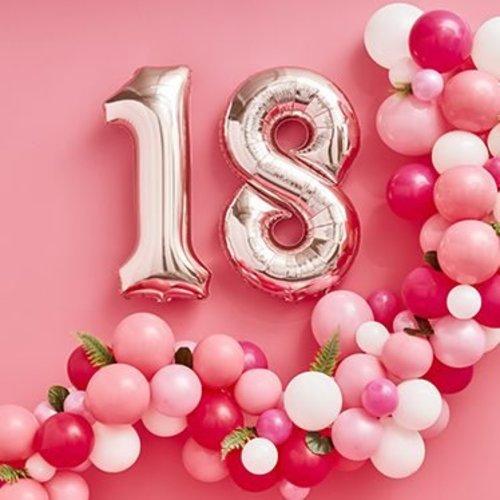 18 jaar feestartikelen shop je voordelig en snel in de online feestwinkel van J-style-deco.nl
