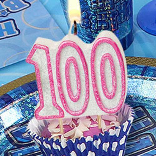 100 Jaar Feestartikelen en versiering