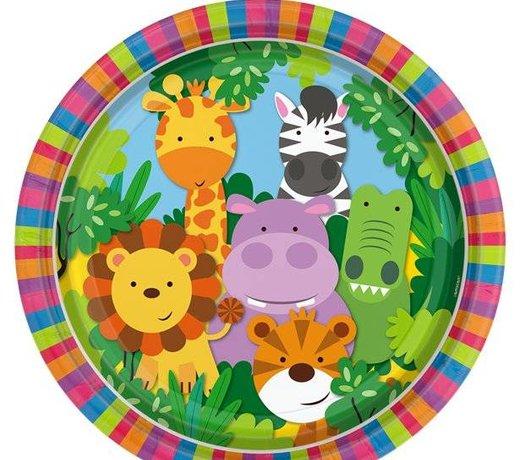U vindt hier de safari feestartikelen,een uniek en groot aanbod.