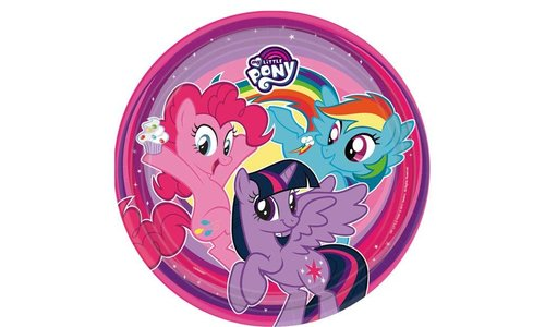 My little pony feestartikelen