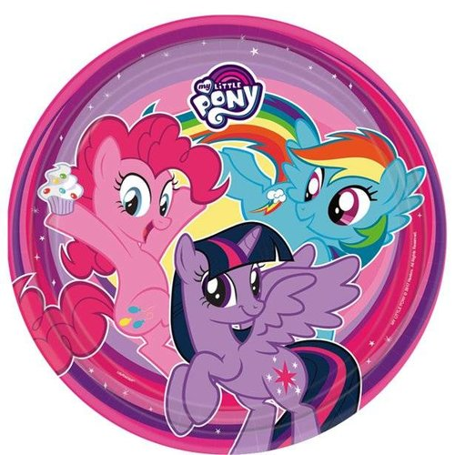 My little pony feestartikelen & versiering