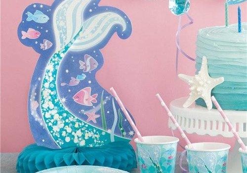 Kleine zeemeermin feestartikelen