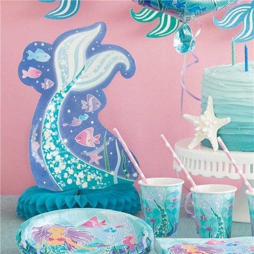 Kleine zeemeermin feestartikelen & versiering