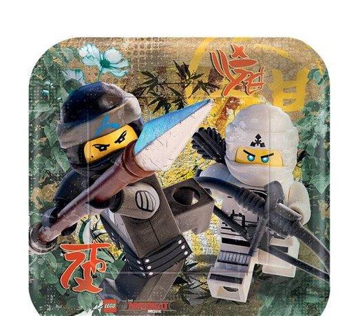 Lego Ninjago feestartikelen en versiering