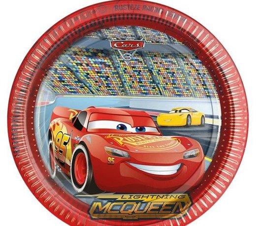 Cars 3 feestartikelen en versiering