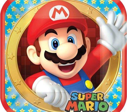 Super Mario Feestartikelen & versiering