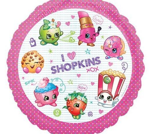 Shopkins feestartikelen,shopt u voordelig hier in de online feestwinkel