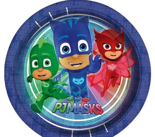 PJ mask - Pyjama helden  feestartikelen en versiering