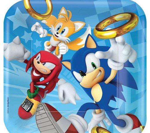 Sonic feestartikelen & versiering