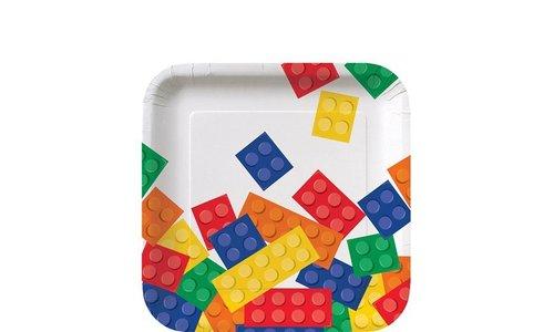 Lego feestartikelen