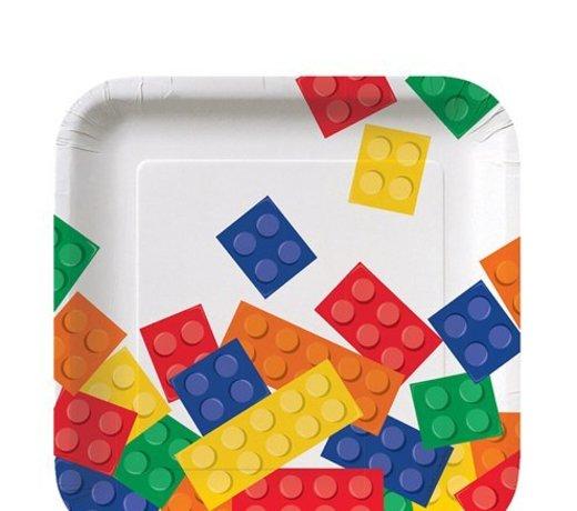 Lego feestartikelen shop u voordelig en snel hier in de online feestwinkel van j-style-deco.nl
