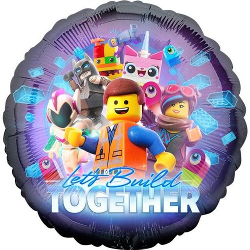 Lego movie 2 feestartikelen en versiering