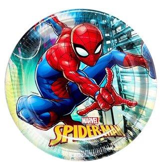Spiderman borden