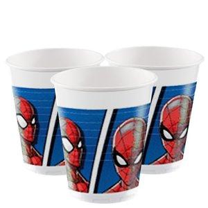 Spiderman bekers