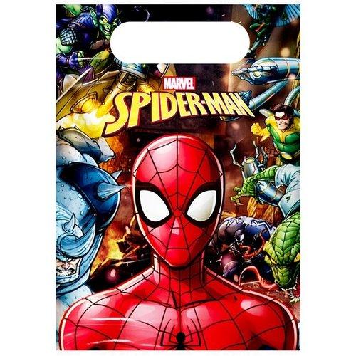 Spiderman snoepzakjes