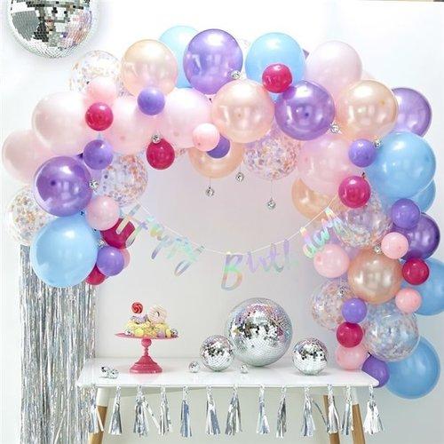 Ballonnen boog, alles voor de perfecte ballonnen boog!