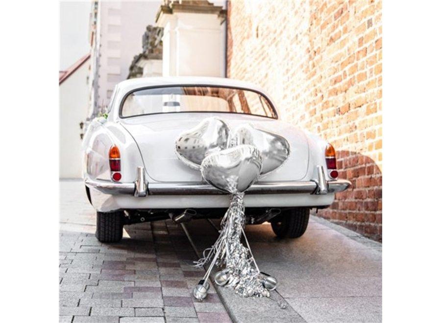 Huwelijk Auto Decoratie Set J Style Deco Alles Voor Uw Huwelijk J Style Deco Nl Grootste Aanbod In Nl