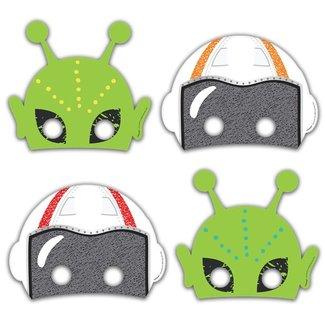 Ruimteschip maskers