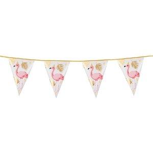 Flamingo vlaggetjes
