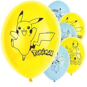Pokemon ballonnen
