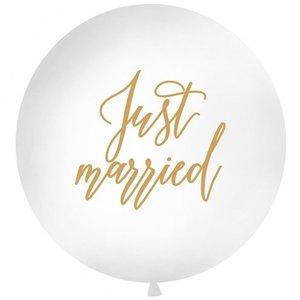 Just married XL ballon