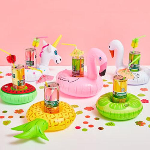Pool party feestartikelen en versiering