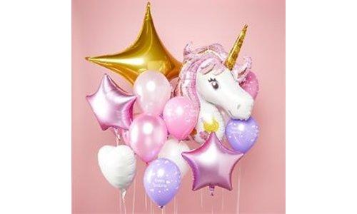 Unicorn pastel feestartikelen
