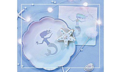 Magical mermaid feestartikelen