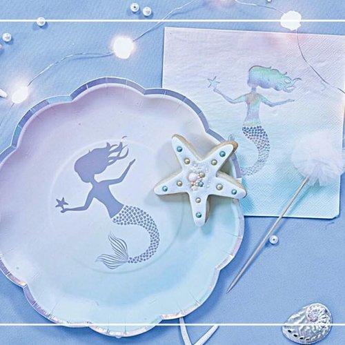 Magical mermaid feestartikelen en versiering