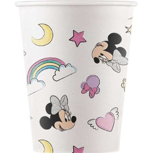 Minnie mouse unicorn bekers