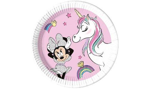 Minnie mouse VS Unicorn feestartikelen