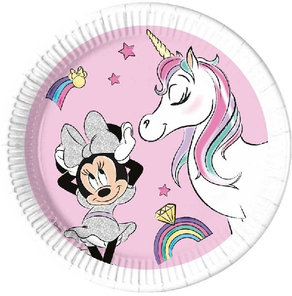 Minnie mouse VS Unicorn blog