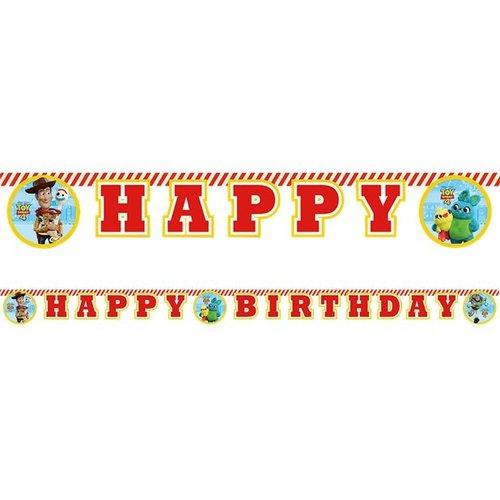 Toy Story happy birthday slinger